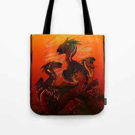 Just Dragons 03 Tote Bag
