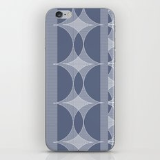 Astroid violet iPhone & iPod Skin
