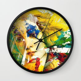Venere Wall Clock