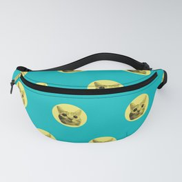 PURRFECT POLKA DOTS Fanny Pack