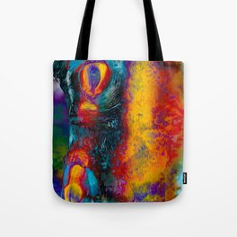 Night Thing Tote Bag