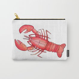 Lobster: Fish of Portugal Carry-All Pouch
