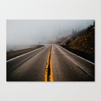 silent hill Canvas Prints featuring Silent Hill 2 by Brett Brooner