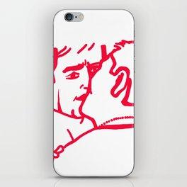 American Beauty kiss scene. Kevin Spavey iPhone Skin
