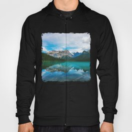 The Mountains and Blue Water Hoody