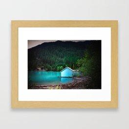 Crystal Waters Framed Art Print