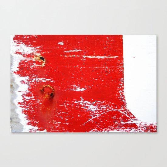 Scratches Canvas Print