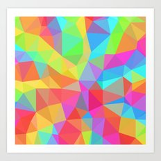 Collider Scope Art Print