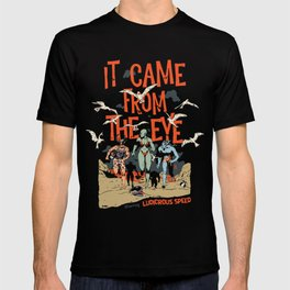 Pius Bak - It Came From the Eye T-shirt