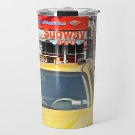 Midtown Manhattan Cabs Travel Mug