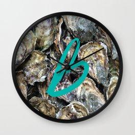 Les Recettes du bonheur  - FOOD Wall Clock