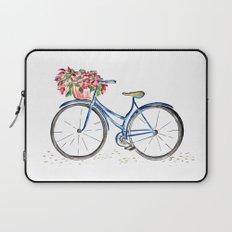 Spring bicycle Laptop Sleeve