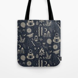 Into the Woods: Stargazing Tote Bag
