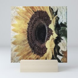 Sideways Glance Mini Art Print