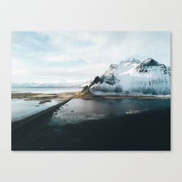 Iceland Adventures - Landscape Photography Canvas Print