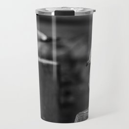 Silent Treatment - Photo Travel Mug