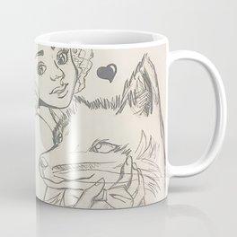 foxgirl Coffee Mug