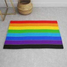 LGBTQ Pride Rug