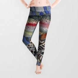 Rainbow Trout Leggings