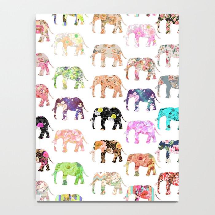 Floral Herd Notebook