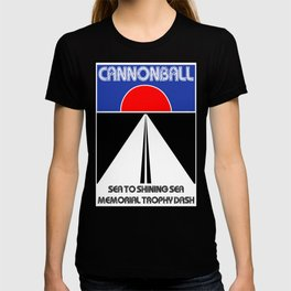 Cannonball Run T-shirt