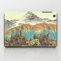 peace iPad Cases featuring The Unknown Hills in Kamakura by Kijiermono