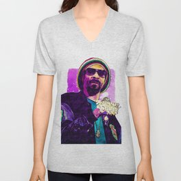 Snoop Dogg Unisex V-Neck