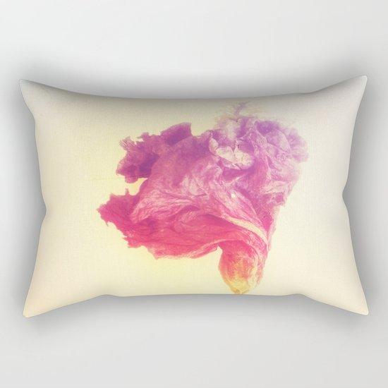 Once Upon a Flamenco Dancer Rectangular Pillow