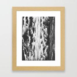 As the Rush Comes Framed Art Print