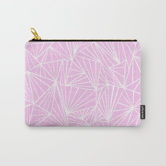 Ab Fan Pink Carry-All Pouch