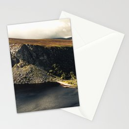 Irish Black Water - Lough Tay Stationery Cards