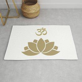 OM Lotus Rug