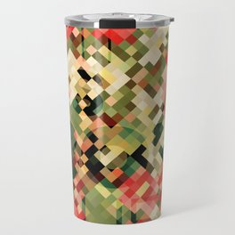 Life is a Bouquet Travel Mug