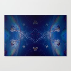 I know about you Canvas Print