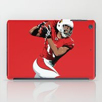 fitzgerald iPad Cases featuring Catch & Run by Thirty3