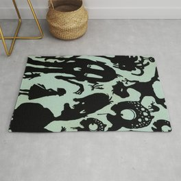 Henny Monsters Rug