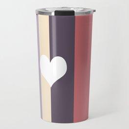 Girly Pastel Travel Mug