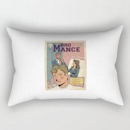 Bromance time! Rectangular Pillow