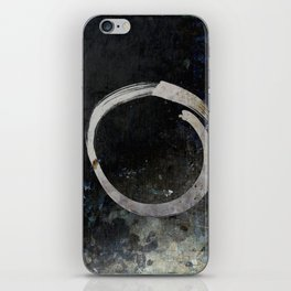 Enso #5 - Ghost iPhone Skin