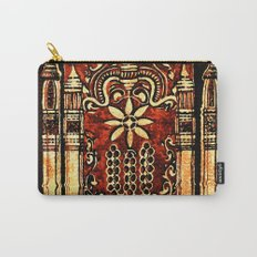 Bohemian Carvings Carry-All Pouch