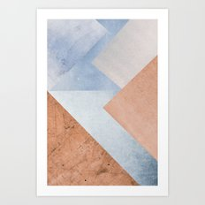 square I Art Print