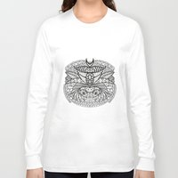 ornate Long Sleeve T-shirts featuring Ornate by RifKhas
