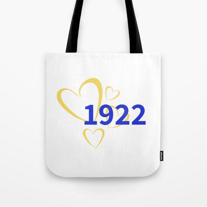 1922 Love Tote Bag
