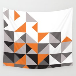 Modern Pattern No. 126 Wall Tapestry