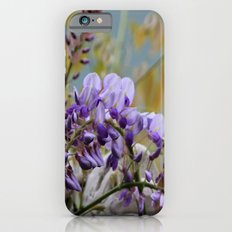 Wisteria - photography Slim Case iPhone 6s