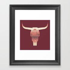 The Wild Road Framed Art Print