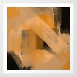 Calm Series I Art Print