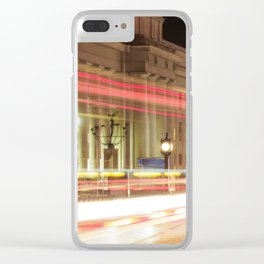 Union Station Clear iPhone Case