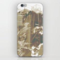 dreams often end iPhone & iPod Skin