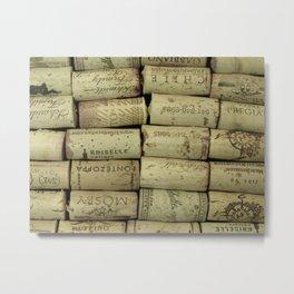 Corks, Horizontal 2 Metal Print